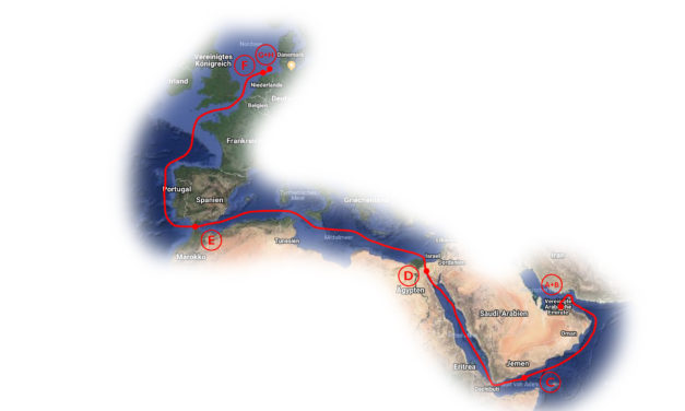 Transport Route